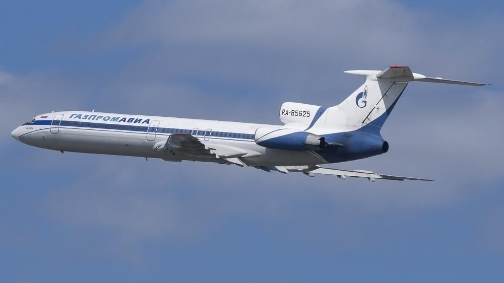 RA-85625 T154(M) Gazpromavia VKO Last Flight
