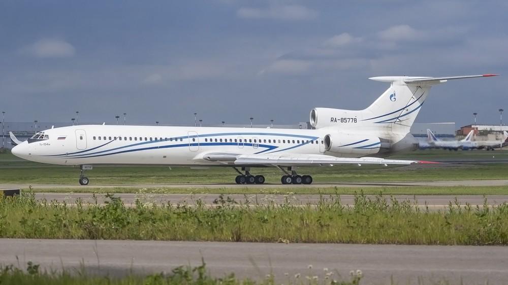 RA-85778 T154(M) Gazpromavia VKO Last Flight 2