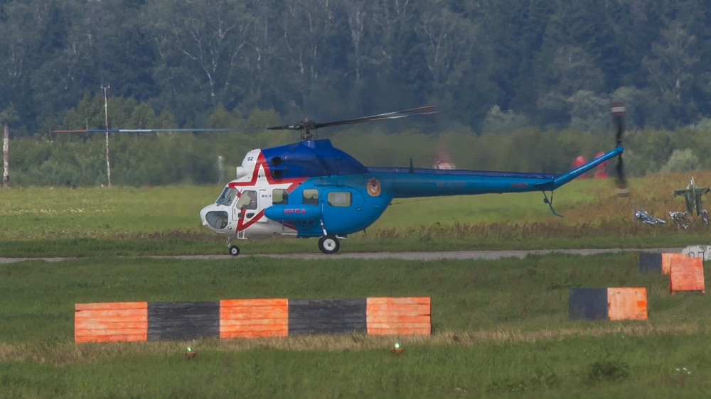 RF-15307 02BLUE MI2 Russian Air Force CSKA livery UUMB 1
