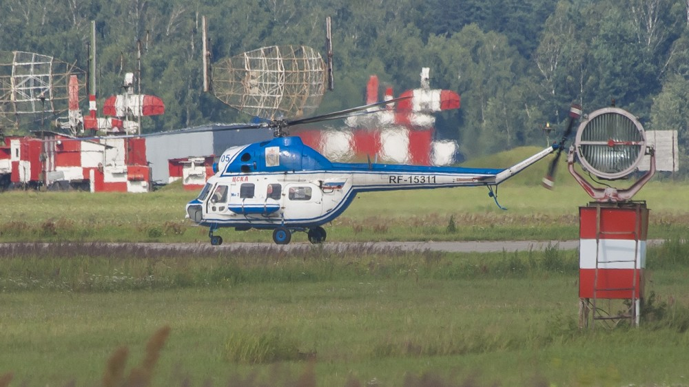 RF-15311 05BLUE MI2(U) Russian Air Force UUMB 1