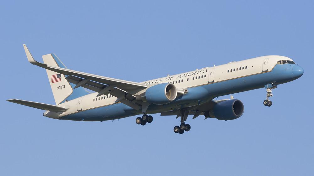 90-0003 B752(Boeing C-32A) USAF