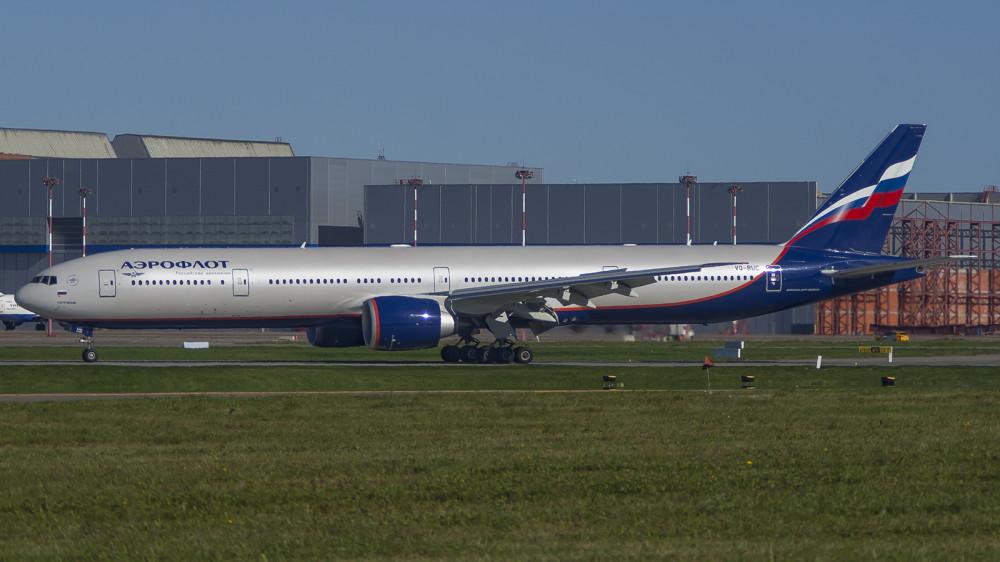 VQ-BUC B773(B77W) Aeroflot VKO