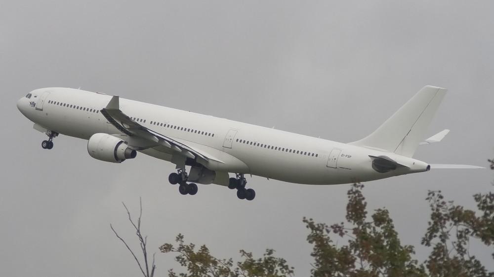 EI-FSP A333 iFly VKO