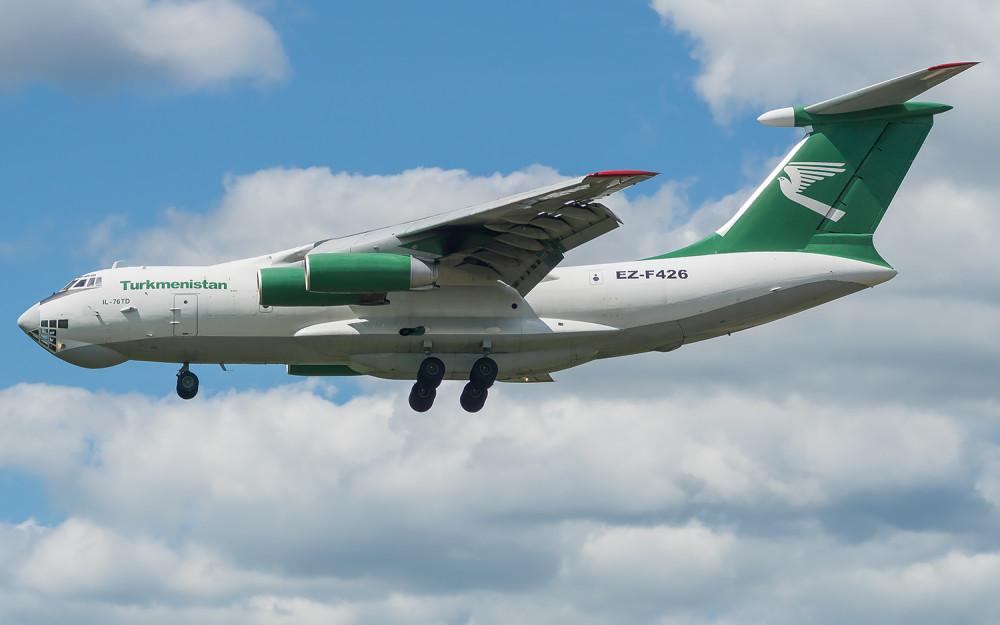 EZ-F426-IL-76TD-Turkmenistan