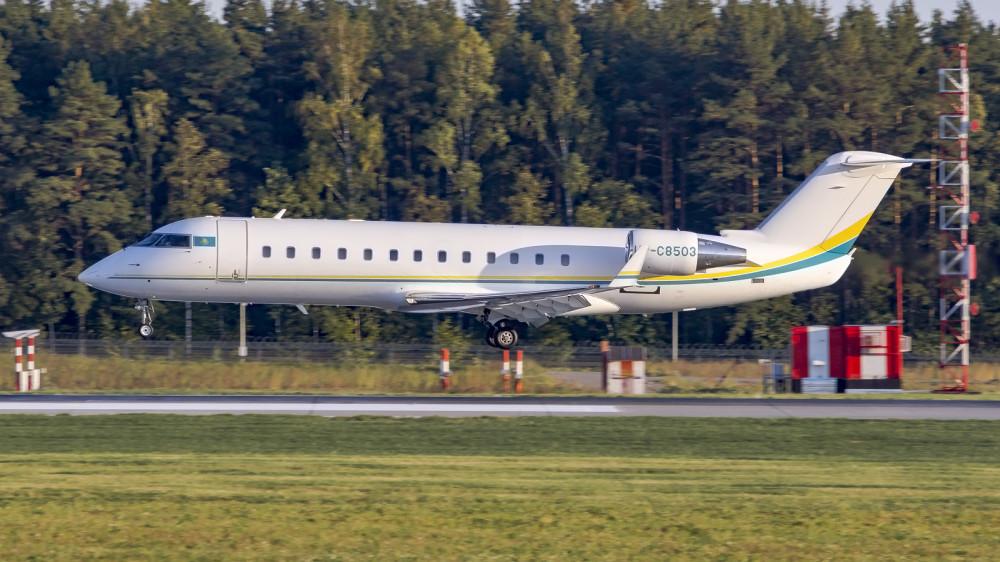 UP-C8503 C850 Euro-Asia Air VKO