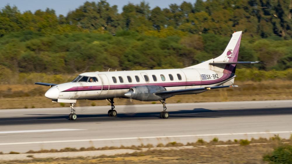 SX-BKZ SW4(Fairchild SA227-AC Metro III) Swiftair KGS (2)