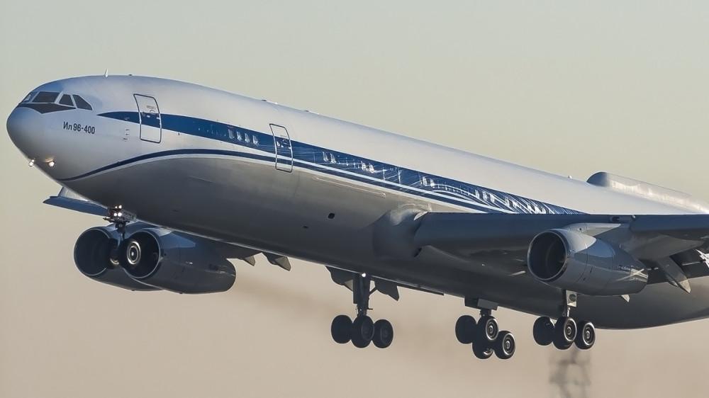 RA-96104 IL96(400 VPU) Special Flight Squadron Rossiya VKO 3