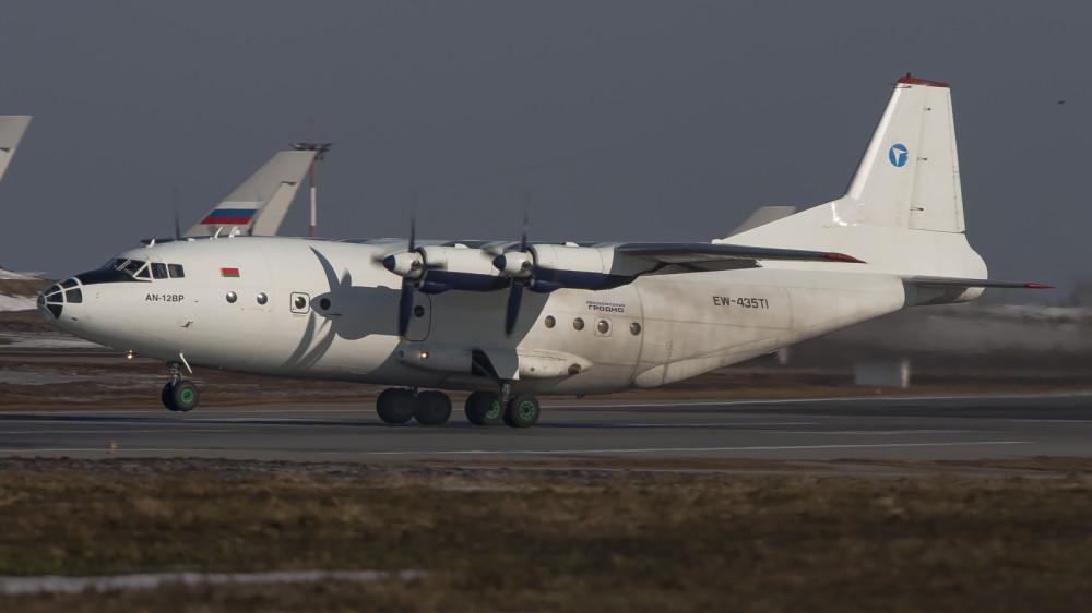 EW-435TI AN12(BP) Grodno Airline VKO1