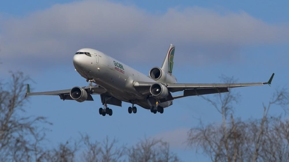 Z-GAA MD11(F) Global Africa Cargo VKO UUWW 1