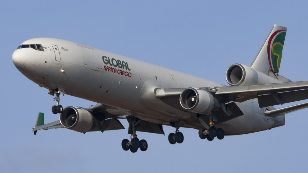Z-GAA MD11(F) Global Africa Cargo VKO UUWW 2