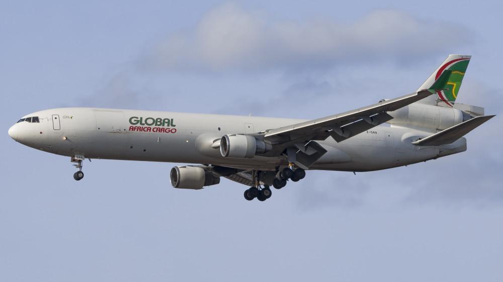 Z-GAA MD11(F) Global Africa Cargo VKO UUWW 3