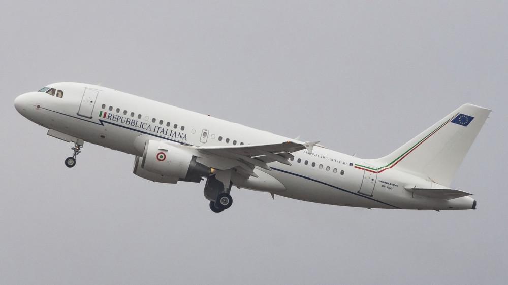 MM62243 A319(CJ) Aeronautica Militare Italiana VKO