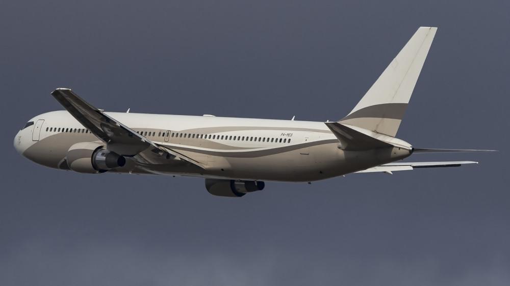 P4-MES B763 Global Jet Luxembourg VKO 2