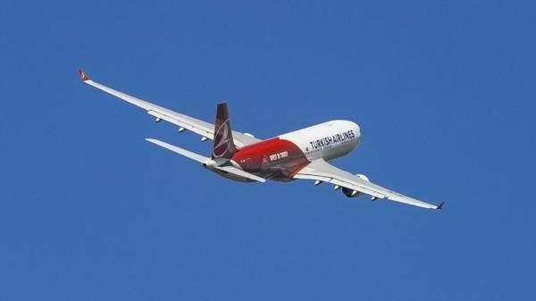 TC-JIZ A332 Turkish Airlines Invest in Turkey livery VKO UUWW 3 960