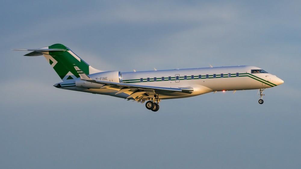 M-FINE GL5T Avcon Jet VKO
