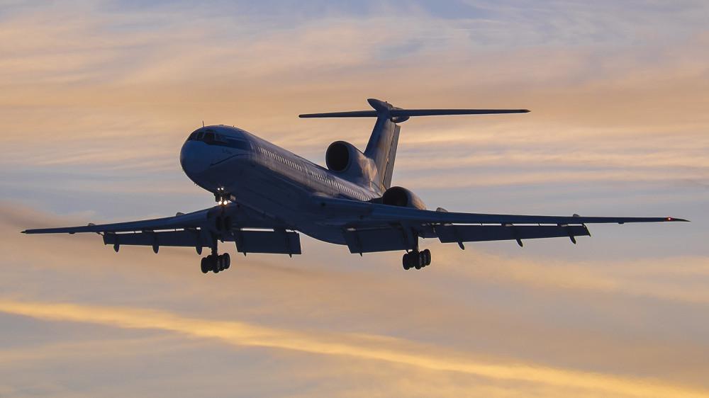 RA-85019 Tu-154M SLO 1500