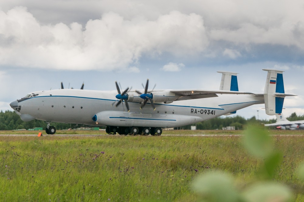 AN22, RA-09341, Russian Air Force ВВС РФ, XUEM Мигалово, Вояки, ВТА0320150713