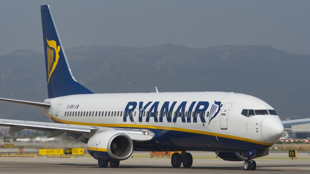 EI-EBR B738 Ryanair BCN