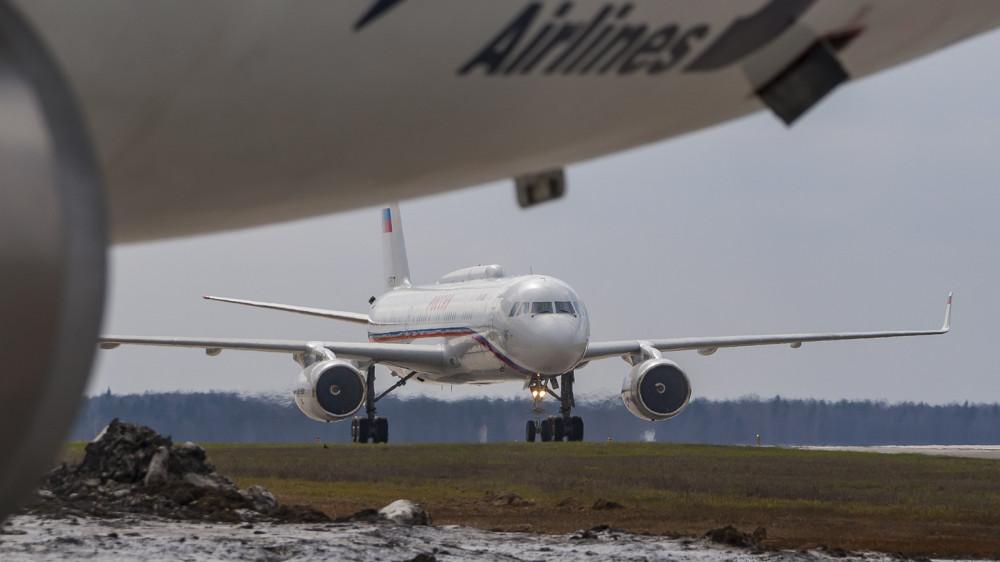 RA-64517 T204(214) Special Flight Squadron Rossiya VKO