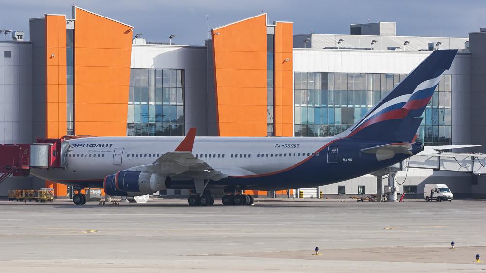RA-96007 IL96(300) Aeroflot SVO
