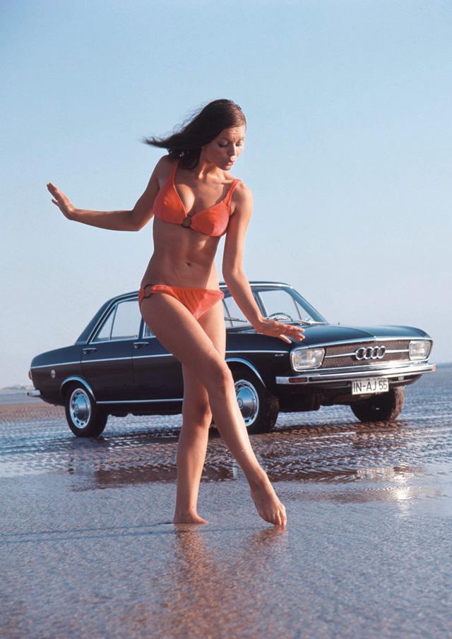 Теплые ламповые девочки из Ингольштадта Audi-60-3
