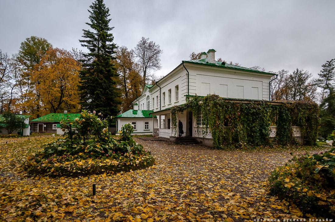 4-5 августа - Усадебный экспресс. По местам Льва Николаевича Толстого.