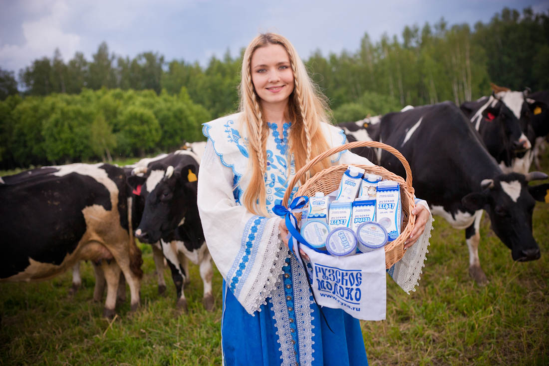 11 августа - Экоэлектричка. Рузское молоко – рекой!