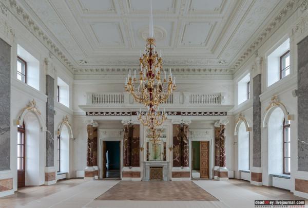 Тверской императорский дворец открыт для туристов!