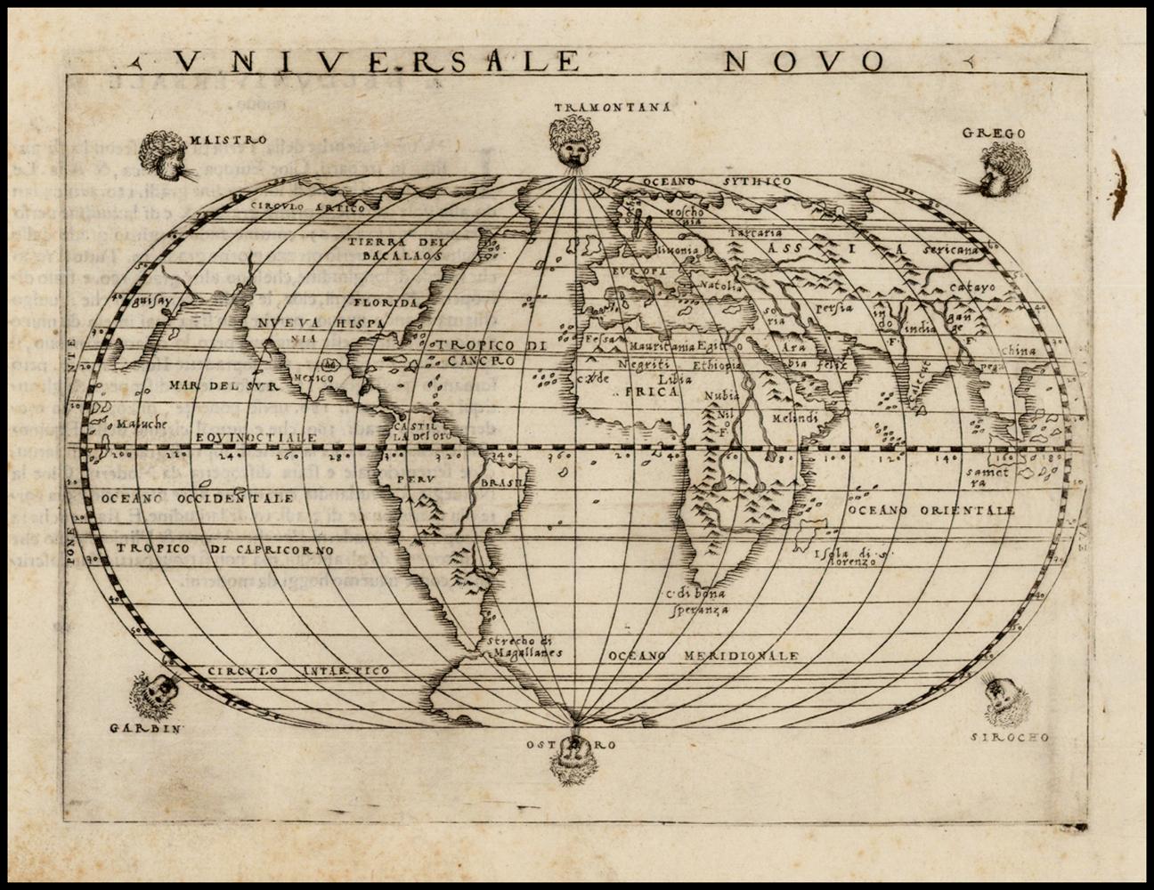 1548 Giacomo Gastaldi