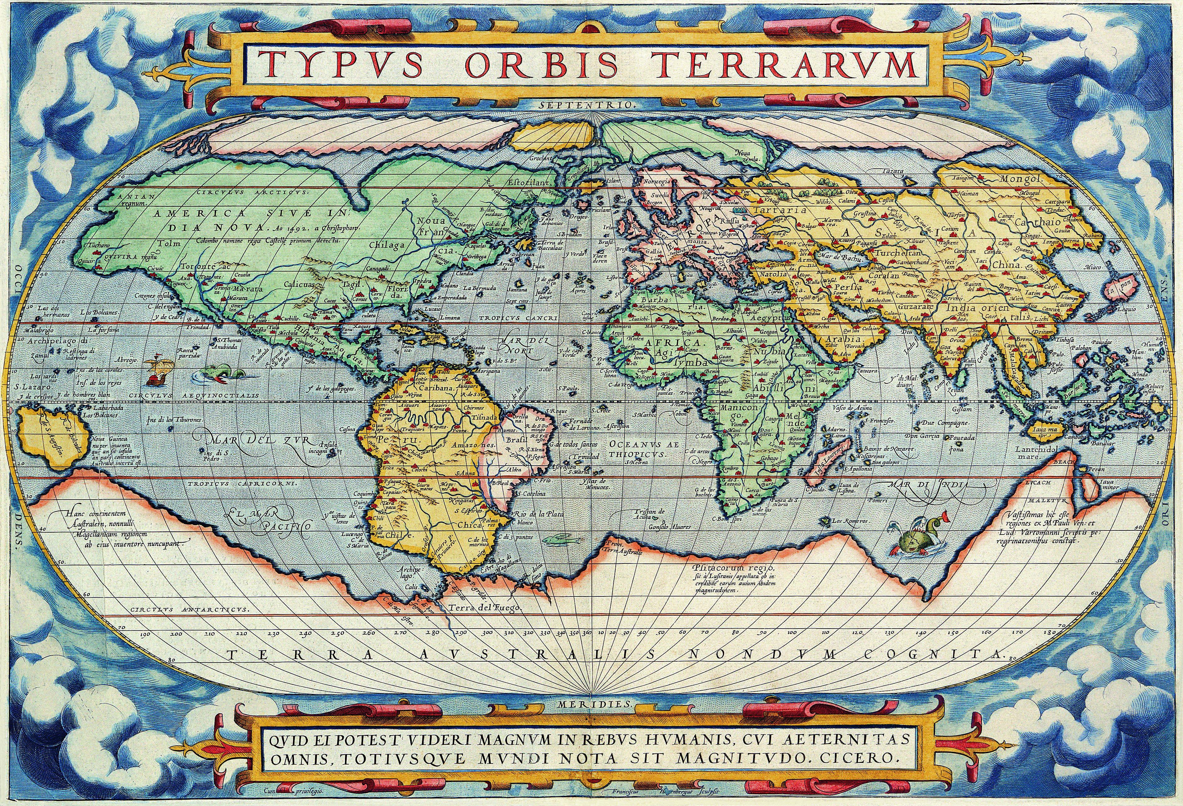 1575 Francois De Belleforest
