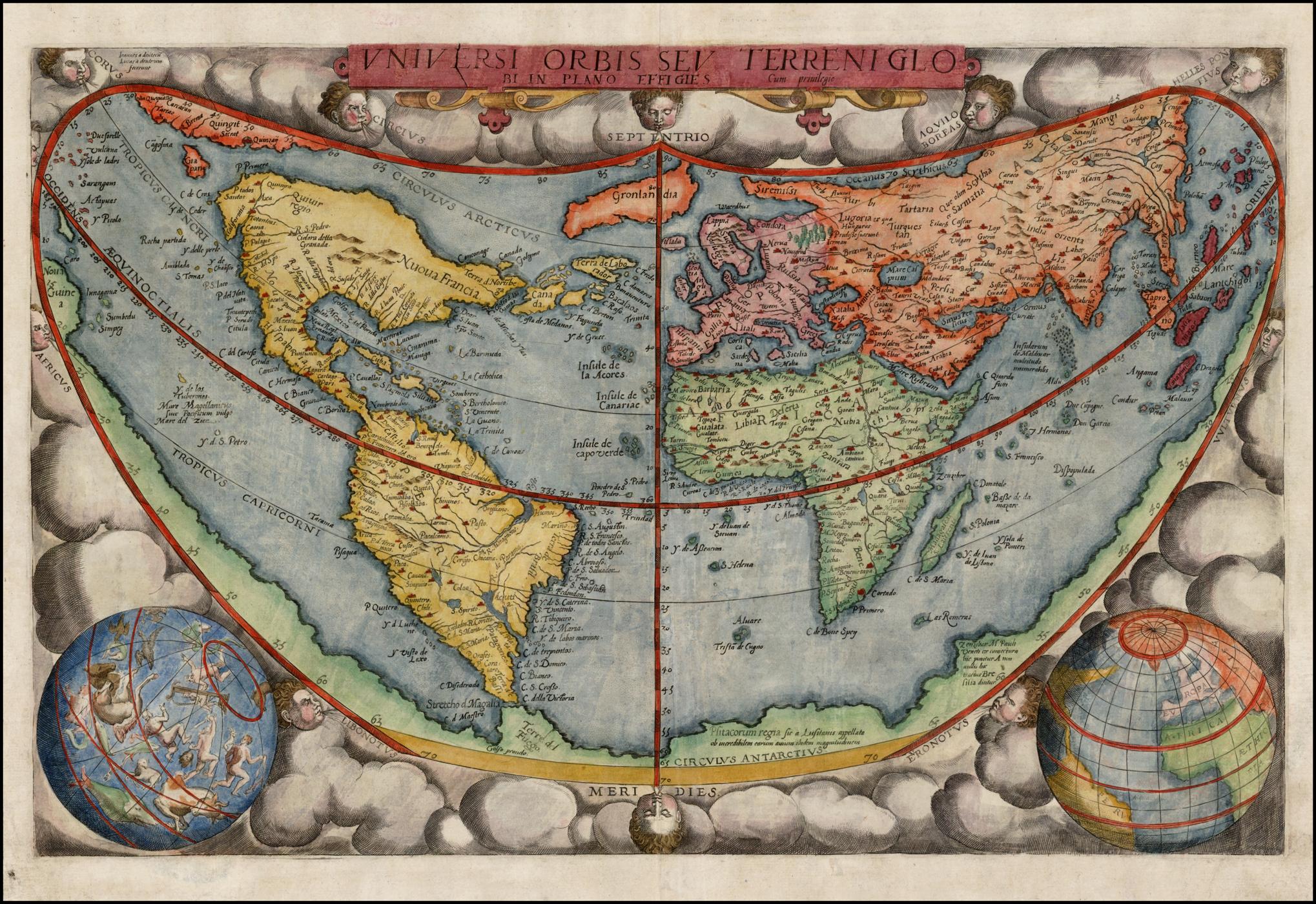 1578_Gerard De Jode