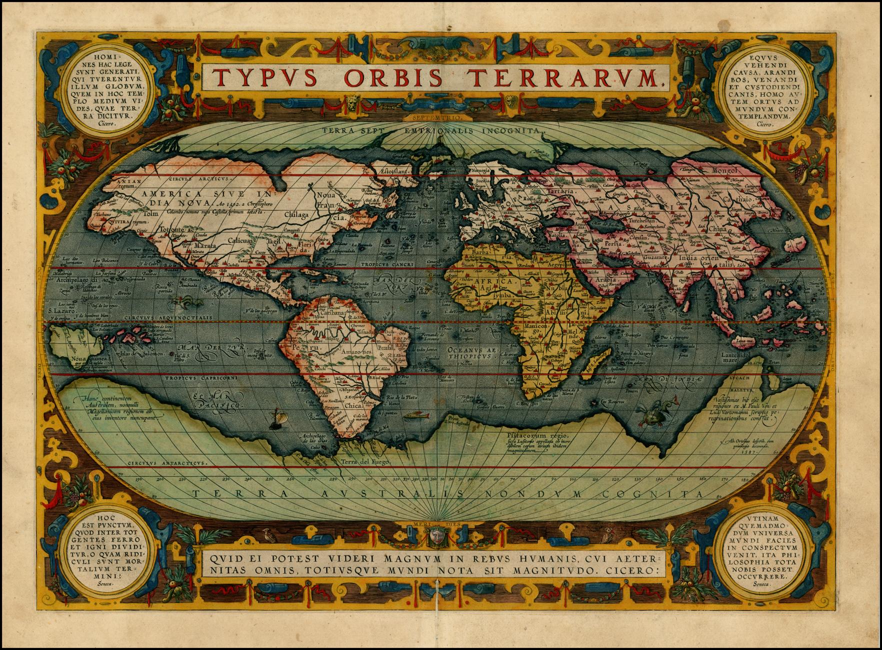 1581_Abraham Ortelius