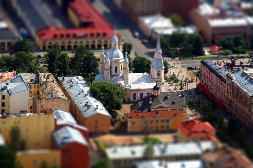 Петербург как игрушка2