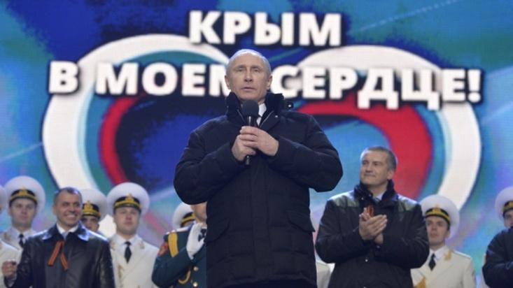 """Репортаж из сердца Путина : """"Холопы"""", рашизм, руцкимир, оккупация, аннексии"""
