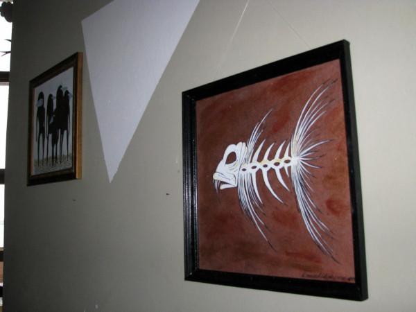 один большой день радости рыбного художника DNVe-O0-KLg