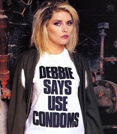 Deborah harry bisexual