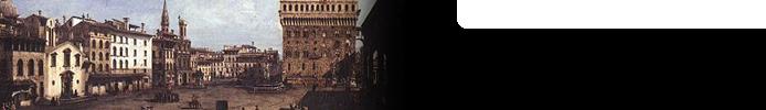 ~ Plaza de la Señoría - Firenze ~