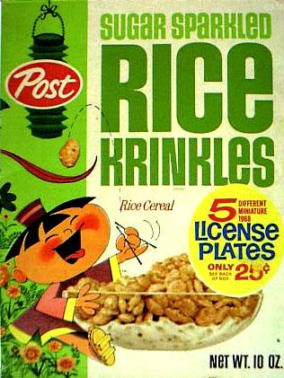 Rice Krinkles
