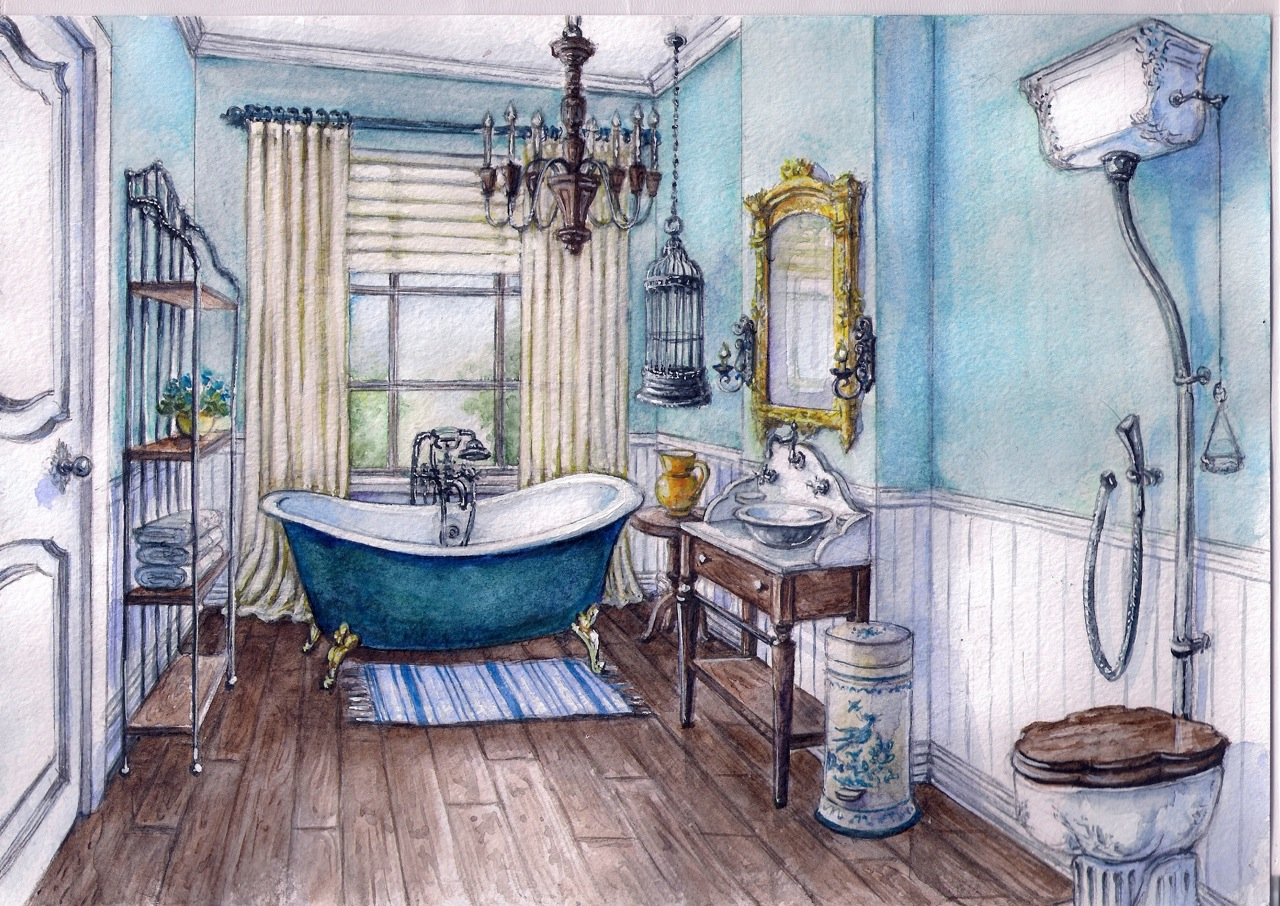 Русские в ванной 24 фотография