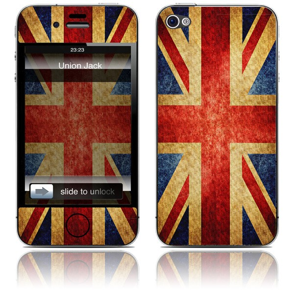 Наклейки Декоретто на iPhone и iPad