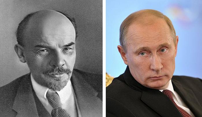 Ленин, Путин, Трамп и конец человечества