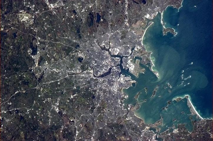 Снимки из космоса как сделать
