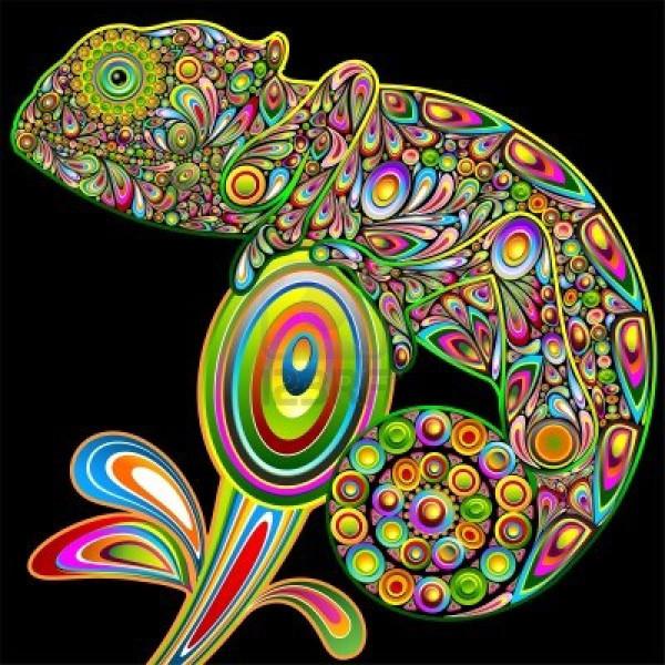 psychedelic_chameleon
