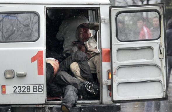 bishkek april 2010