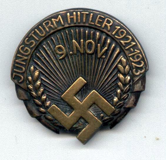 'Jungsturm' Adolf Hitler