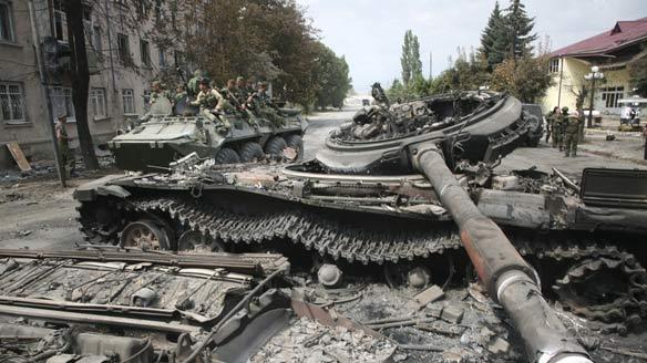 tank georgia 2008