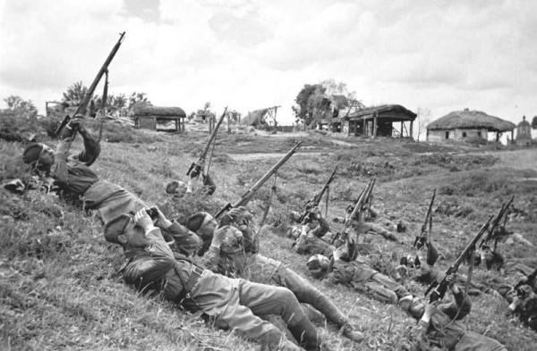 shooting snajpers 1943