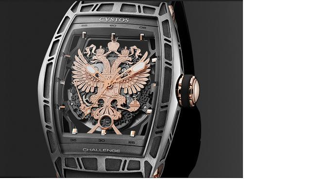 ruske hodinky depardeu