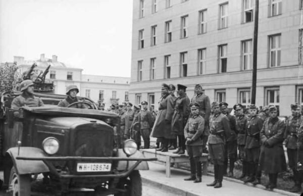 Brest parad vermacht rkka