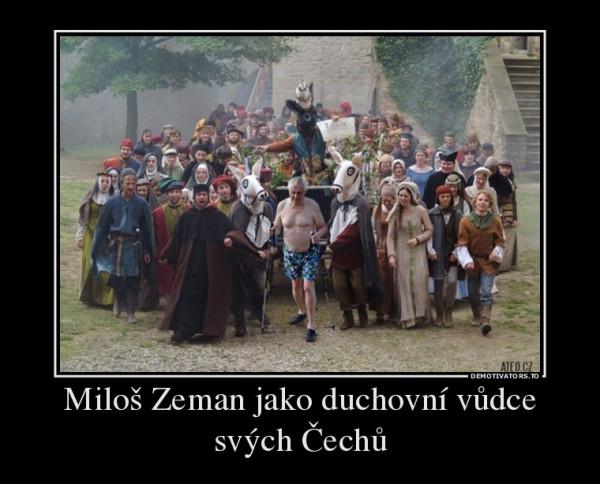 milos-zeman-jako-duchovni-vudce